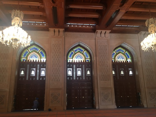 Sultan Qaboos Grand Mosque Main - 02
