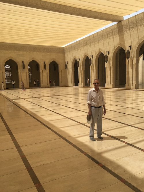 Sultan Qaboos Grand Mosque - Middle - AAC - 01