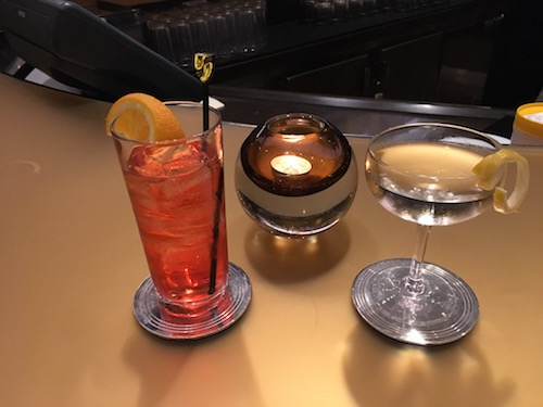 Thomas Keller Cocktails