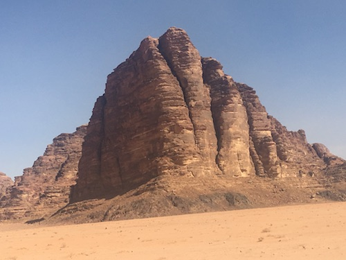 Wadi Rum - 02 - MAJESTIC
