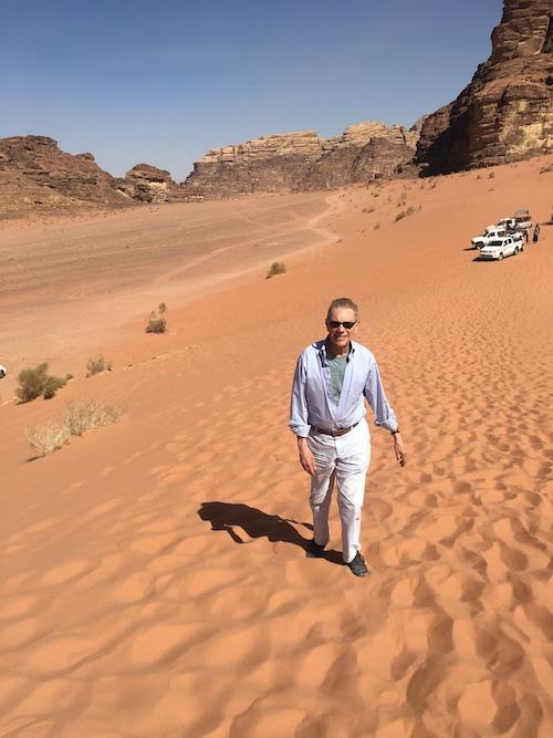 Wadi Rum - 04A - AAC Climbs