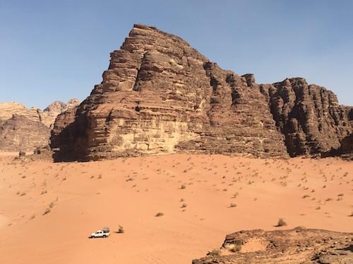 Wadi Rum - 06 - MAJESTIC HEIGHT