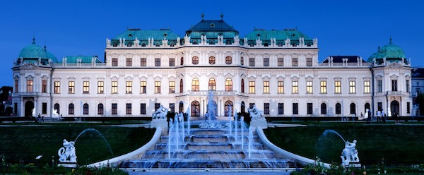Belvedere Palace Vienna