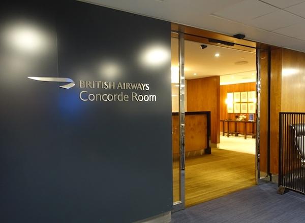 Concorde Room - JFK