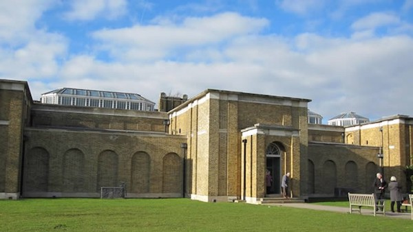 Dulwich Picture Gallery - Exterior