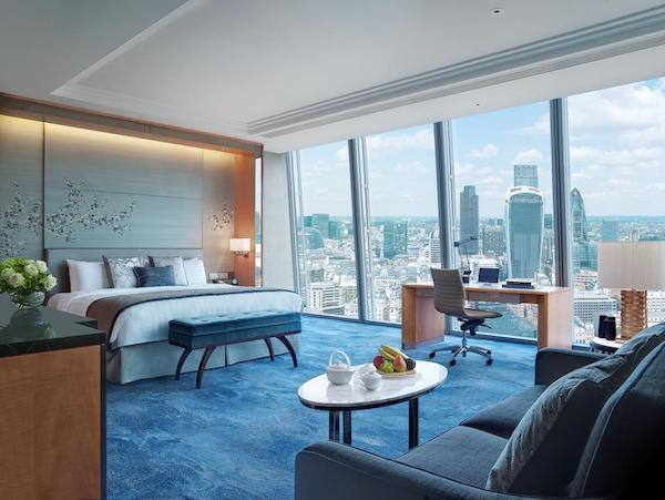 Shangri-La - Guest Room