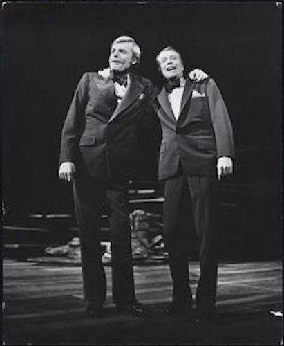 Gene Nelson and John McMartin