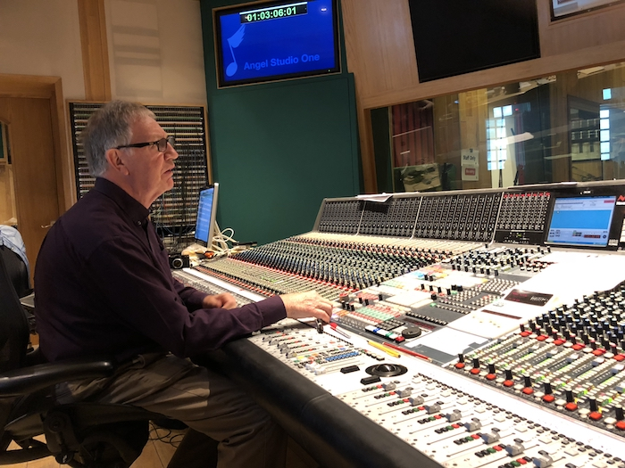 01 - Gary in Control Booth