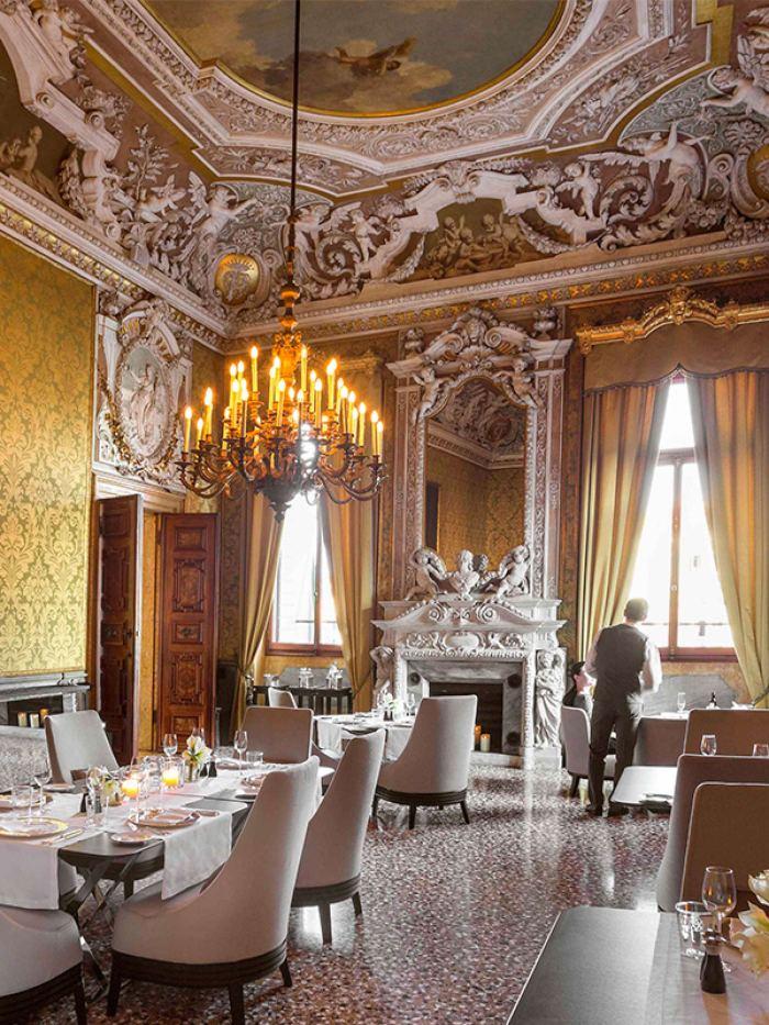Aman Venice - Dining Room