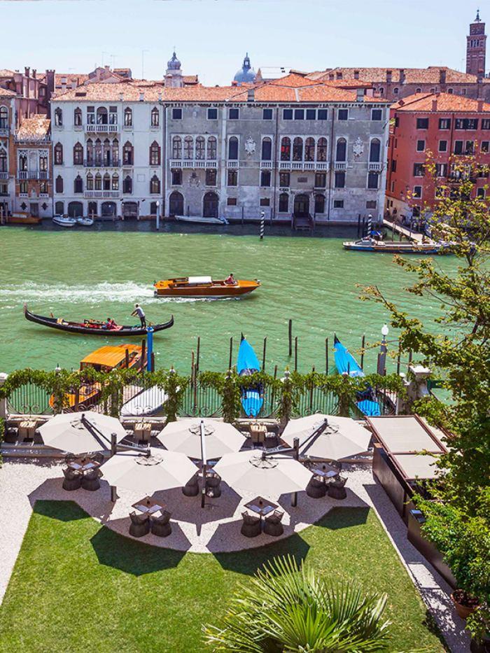 Aman Venice - Garden View