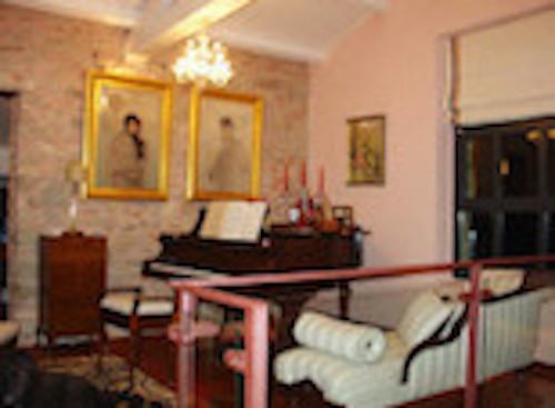 Casa Sant'Anna Bechstein Baby Grand